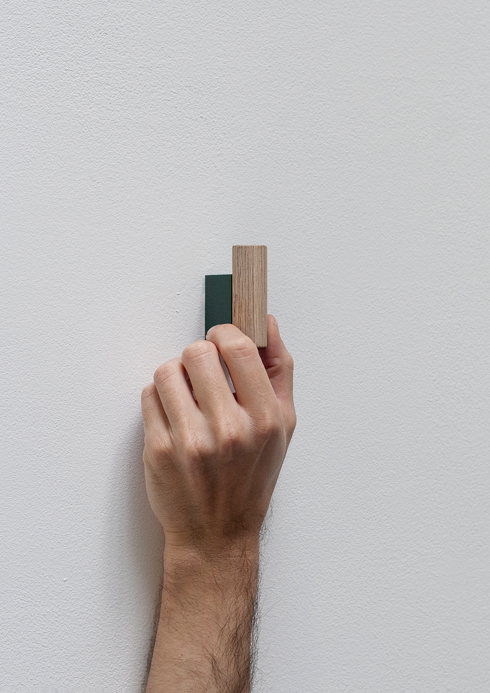 Dimitri Bahler - ATTACH COAT HOOK